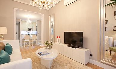 Fotos del apartamento en alquiler madrid bordadores for Alquiler de apartamentos por dias en sevilla