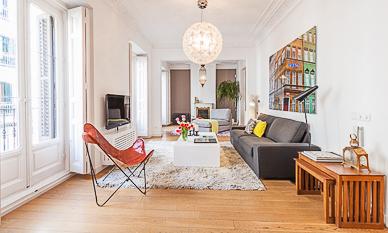Fotos del apartamento en alquiler madrid argensola i for Alquiler de apartamentos por dias en sevilla