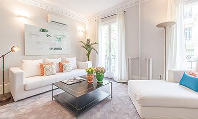 Fotos del apartamento en alquiler madrid hermosilla i for Alquiler de apartamentos por dias en sevilla