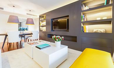 Fotos del apartamento en alquiler madrid hermosilla vii for Alquiler de apartamentos por dias en sevilla