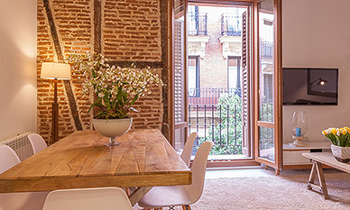 Fotos del apartamento en alquiler madrid pelayo ii for Alquiler de apartamentos por dias en sevilla