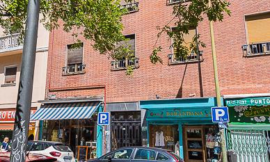 Fotos del apartamento en alquiler madrid sainz de for Piscina sainz de baranda