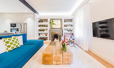 Fotos del apartamento en alquiler madrid lagasca xviii for Alquiler de apartamentos por dias en sevilla