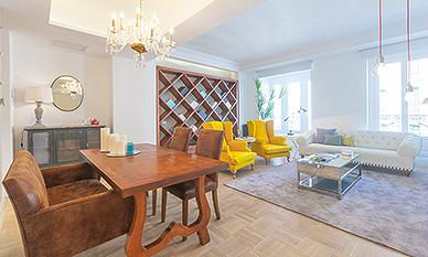 Fotos del apartamento en alquiler madrid barbara de for Alquiler de apartamentos por dias en sevilla