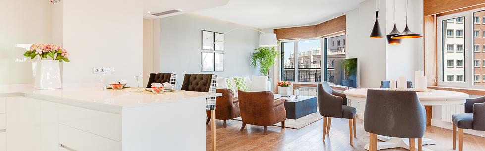 alquiler de apartamentos madrid capital