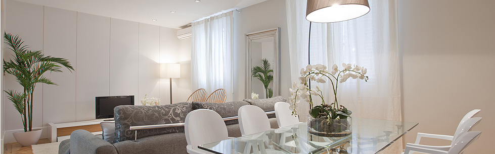 Alquiler de apartamentos madrid menendez pelayo iv for Oficina pelayo sevilla