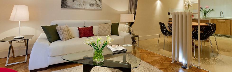 Alquiler de apartamentos madrid menendez pelayo ii for Oficina pelayo sevilla