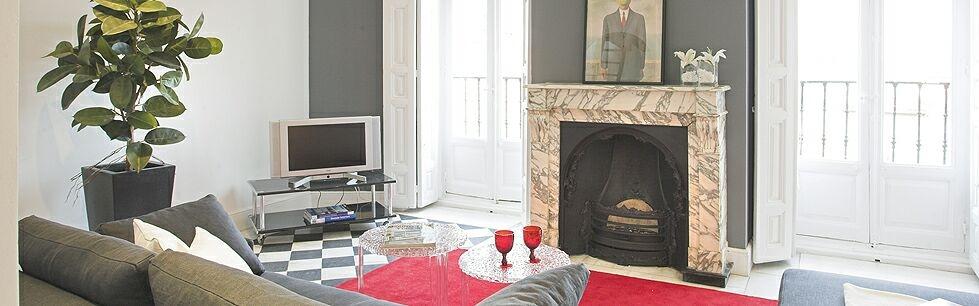 Alquiler de apartamentos madrid pelayo spain select for Oficina pelayo sevilla